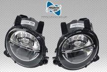 2x Neu Original Nebelscheinwerfer LED Fog Bmw 3 F30 F31 M3 7315560-07