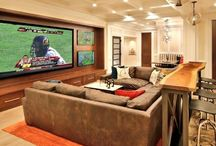 Dream Home-Keith's Man Cave / by Leesa Kopperud
