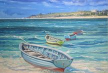 Sold Paintings / In this board are a few of my sold paintings