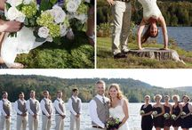 Lake & Lodge Weddings / Ideas and inspiration for lake and lodge themed weddings. Country clubs, lake resorts, beaches, hunting lodges, and more!