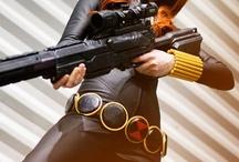Cosplay / Cosplay Sleep Eat Play Pin Board. Cosplay gif site http://cosplaysleepeatplay.com/ / by Coganfee Ng
