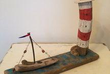 Ajopuu/miniatyr~sculpture