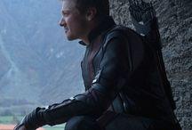 Hawkeye/Clint Barton