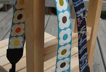 Crafty - Camara Straps & Cases / by JamJar Design Shop