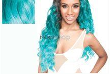 Remishop Pastel or Color Hair / Remishop Pastel or Color Hair - Weaving, Wigs, Clip-Ins