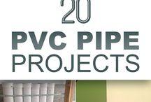 pvc pipes ideas