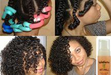 curls curls curls!