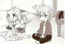 cute anime ^^ *-*