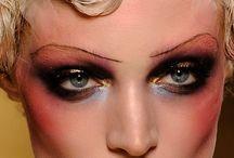 makeup retro