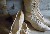 Vintage Boots & Shoes