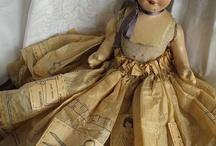 Primitive Dolls / by Caroline Hedlund
