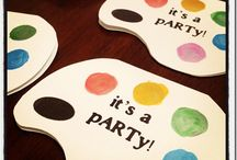 Art party!