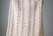 Fabric Crochet projects