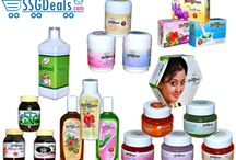 Herbal products / Let's glow our skin and fill our health with Natural Herbal Products