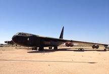Planes At Edwards Air Force Base