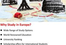 Why Study in Europe?