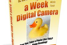 Earn Money With Your Digital Camera / Earn $300 a week with your digital camera!