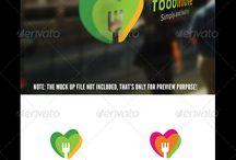 Logo Templates / Vector logo templates for sale!