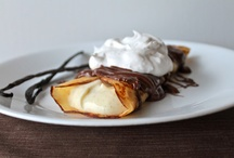 Mmmm.... Sweet Crepes, Flans & Blintz's! / by Jan Lipinski