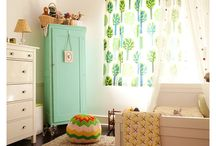 Children's rooms / by Homemade Home