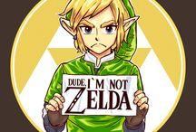 Geekery: Zelda