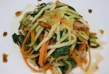 verdura salteada