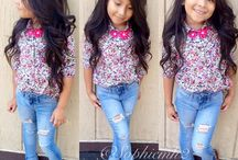 Baby girl style- ❤️
