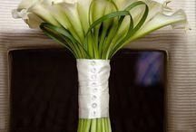 Hochzeitsblumen - Brautstrauß / Tolle Ideen für den Brautstrauß