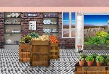 Farmers Market Shop