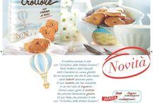 Il Cestino delle delizie / Biscotti senza OGM e senza conservanti.