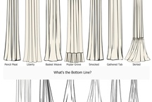 Curtains / by MJ Cascio