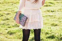 Fashion: Outfits / Ideas de como vestirse adecuadamente en caso de no tener ganas de pensar!!