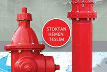 Yangın Hidrantı / Yangın Hidrantı