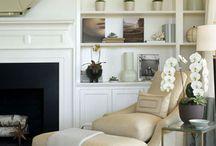 Bookshelf Styling Ideas / Bookshelf design and styling