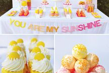 You Are My Sunshine Party- Harper / by Cari Zillmann