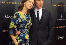 Benedict & Sophia Hunter