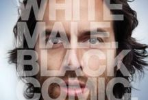 """Chris D'Elia: WHITE MALE. BLACK COMIC. / Powerhouse stand-up Chris D'Elia takes New Orleans by storm in his very first one-hour stand-up special """"White Male. Black Comic.,"""" which aired on Comedy Central on 12/6/13"""