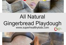 Family Gingerbread / Holiday Baking