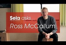 """Sela asks ... / In our new video series """"Sela asks..."""" we interview our endorsers. Enjoy it!"""