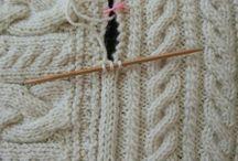 Вязания азы