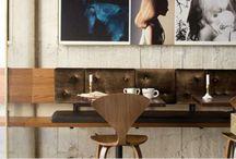 Restaurant design / by Dankers Design - Lieke Dankers