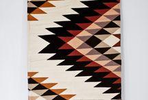 Textiles / pillows, throws, blankets...layering!