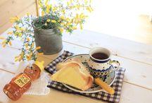 入賞作品『カフェみたいな暮らしを楽しむフォトコンテスト-テーブル編-』 / http://greensnap.jp/contest/43