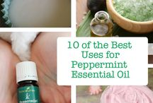 Essential Oils and Ideas / Great ideas and products for Essential Oils and how to use them.