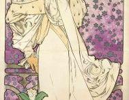 Alphonse Mucha / Art Nouveau Design