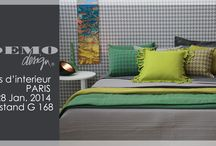 POEMO DESIGN AT MAISON & OBJET 2014 PARIS / VISIT OUR STAND AT HALL7 G168
