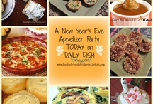 {Holiday} New Year's / Ring in the New Year with the best New Year's Eve party ideas, New Year's Eve activities and games, New Year's Eve recipes, and more!