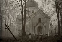 Abandoned Churches and Buildings