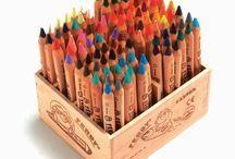 Crayons / by Heather Roth