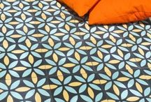 Encaustic Cement Tiles / The luxury option. Our handmade cement encaustic tiles let you live like a Sultan! All bespoke and all very much unique. - See more at: http://www.zazous.co.uk/flooring#sthash.nGt4ZzT5.dpuf
